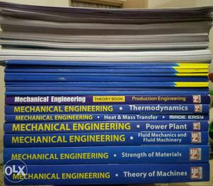 MADE EASY books for gate for mechanical branch in