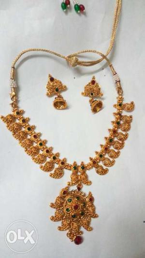 Fashion jewelry at lowest price silk thread