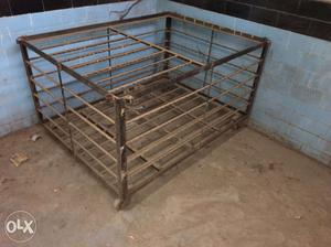 Heavy duty storage metal rack furniture for shop