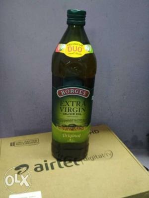 Borges Extra Virgin Olive Oil Bottle