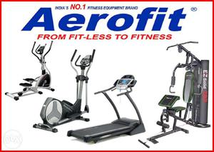 Aerofit Treadmills, Aerofit Cycles Rs. for Weight Loss