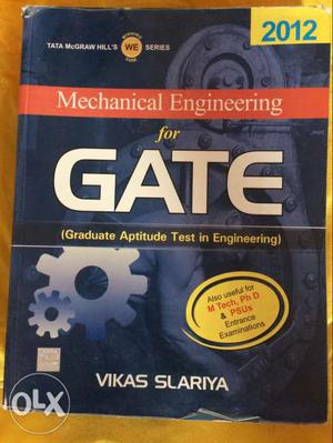 GATE Mechanical Engineering book  print at