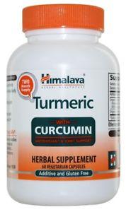 Himalaya Herbal Healthcare - Turmeric with Curcumin - 60