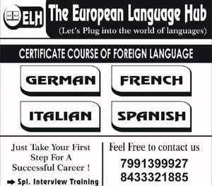 Learn french german online classes 7991399927