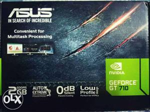 Asus Geforce gb Graphics Card Ddr 5 new New