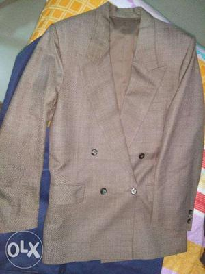 Coffee color suit and pant (Size M)