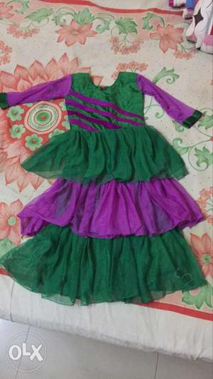 Frock for 5 to 6 years baby girl