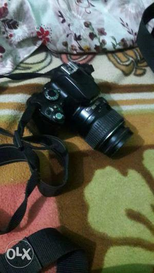 Nikon d40x dslr camerawith 4 gb memory card,nikon bag