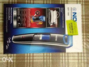Nova Professional Trimmer (NHT ) with all the