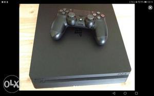 Playstation 4 1tb box bill n 8 month warranty like new