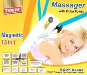 Thrive 13-in 1 magnetic Massager