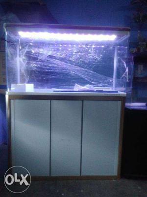 Brand New Latest Technology Fish Tank With All Accessories