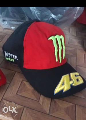 46 Monster energy cap