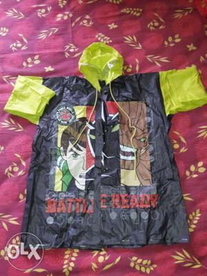 Rain Coat for children upto 5 years