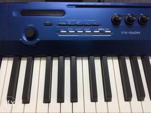 Casio privia 560m digital piano,just 4 months