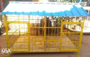 Dog cages and birds cages for manufacture and sale