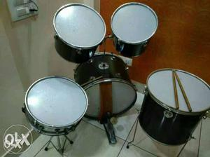 Drum set for sale in good condition just one year
