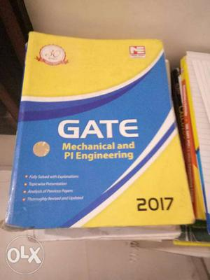 Gate Mechanical And PI Engineering Textbook