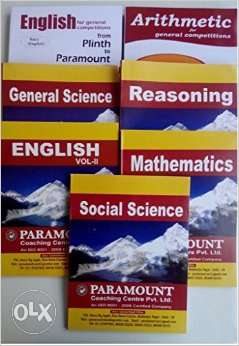 SBI CLERK based CAT english book and all books
