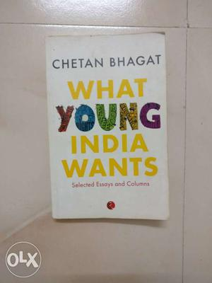 What Young Indian Wants By Chetan Bhagat Book
