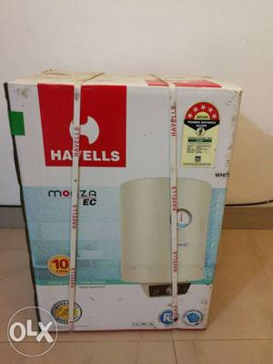 Brand new (packed) 10 litre water heater by