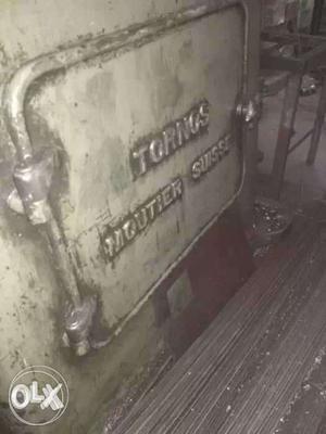 Grey Torngs Moutier Swiss Machine