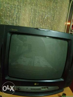 """LG CRT 24""""inches Tv is very Good Condition"""