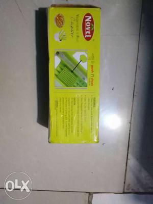Novel Vegetable & Fruit Chipser Box