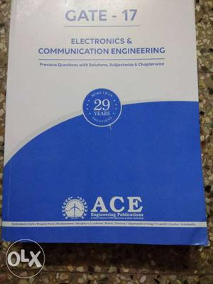 Gate-17 Electronics & Communication Engineering Book