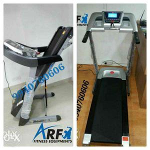 Manual Treadmill Automatic Motorized Treadmill in ARF