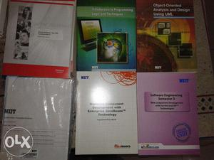NIIT Complete Book Set for JAVA