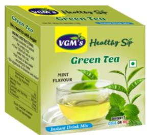Best Green Tea with Mint Flavour Extract in Coimbatore - VGM