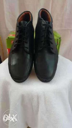 Formal shoes with pure leather size 6