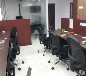 22 SEATER OFFICE RENT IN SECTOR 5 IN A GRADE BUILDING