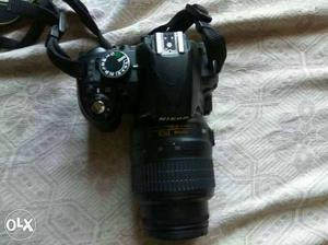 Dslr for rent with two lenses  and 55_250 for Rs 400