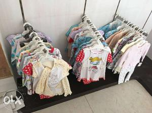 First Cry brand kids wear  pieces available