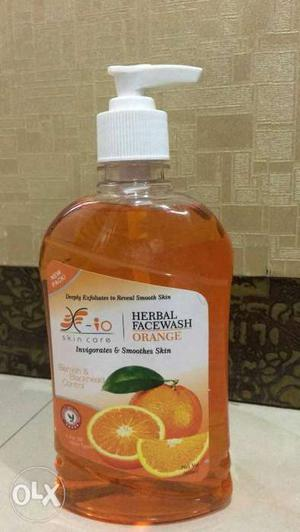 Herbal face wash 500 ml available call fast