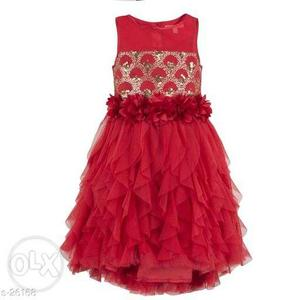 Party wear... Hot selling party dress for kids