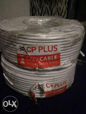 3+1 CP Plus CCTV Cables
