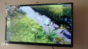 32 inch smart full hd Sony Wall Mount Flat Screen led