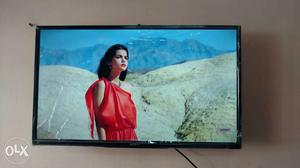 Black Sony 40 inch Flat Screen led TV brand new with