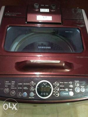 Free home delivery samsung ag+ diamond drum 6.8kg
