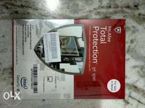 McAfee Total Protection Book