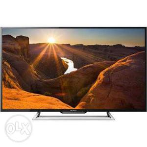 Sony LED 32 Inch smart TV with all accessories