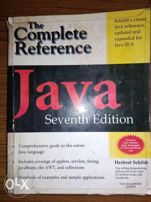 The Complete Reference - Java 7th Edition,