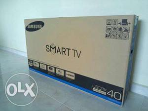 New box piece Samsung Panel 40inch smart full hd led tv with