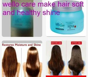 Wello Care Cream-make your hair healthy Kochi