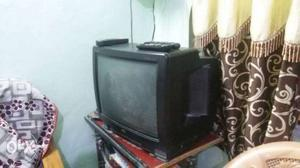 A good conditioned BPL colour television for sale