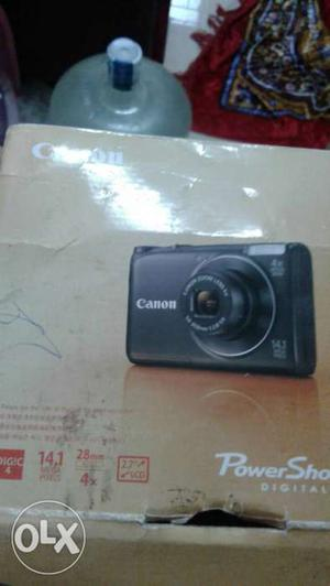 Digital camera in excellent condition with all