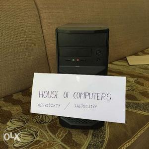 HOC!! 1 Yr warranty New Intel Core 2 duo Cpu -- just /-
